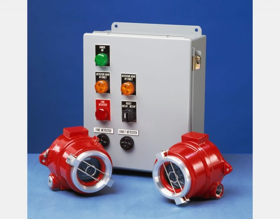 Fire Detection control